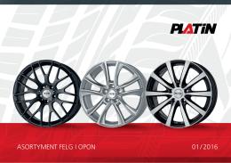 ściąganie - PLATIN wheels