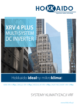 XRV 4 PLUS DC INVERTER