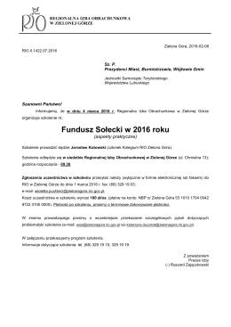 szkolenie_fundusz sołecki 2016