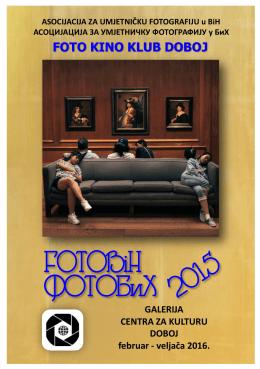 Katalog FotoBiH Doboj 2015