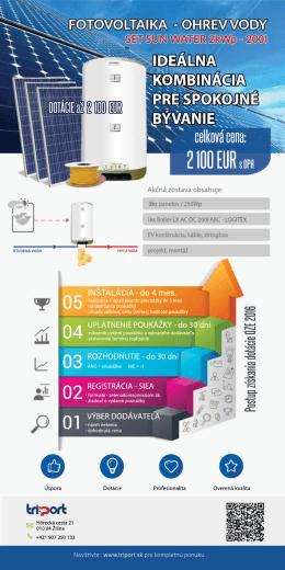 fotovoltaika-dotacie---SET-Ohrev-vody---2kW+200l
