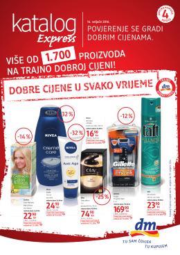 Preuzmi - dm-drogerie markt Hrvatska