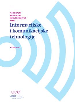 Uporaba informacijske i komunikacijske tehnologije