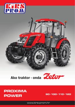Ako traktor