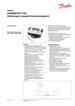 Sonometer™1100