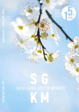 Şubat-Mart - SGKM - Koç Üniversitesi