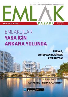 istanbul - Emlak Pazarı Dergisi Medya Kiti