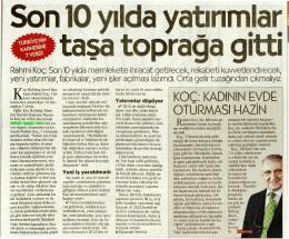 Koç - Ankara Sanayi Odası