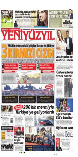 200 bin mermiyle Türkiye`ye geliyorlardı