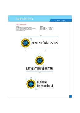 BEU Logo Kullanım - Beykent Üniversitesi