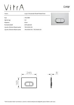 740-0580 Ağırlık (kg)