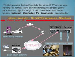 protel- nedim pala: internetten tv yayıncılık
