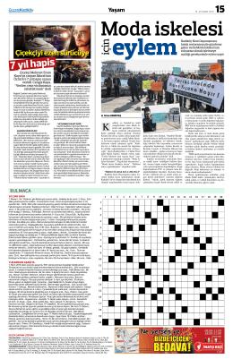 7 yıl hapis - Gazete Kadıköy