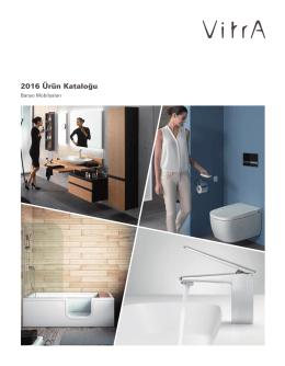 2016 Banyo Mobilyaları Kataloğu