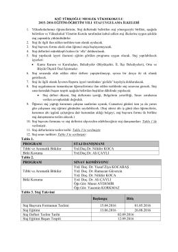 İndir - Türkoğlu Meslek Yüksekokulu