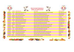 özel ak umut anaokulu şubat ayı yemek listesi