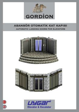 gordion - Uygar Asansör