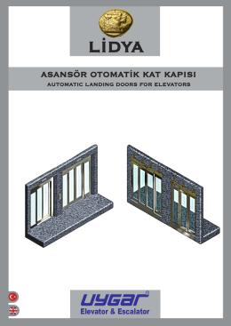 lidya - Uygar Asansör