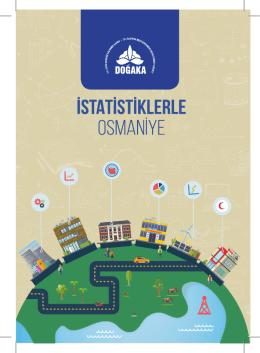 İstatistiklerle Osmaniye
