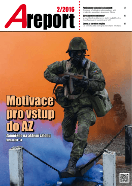 report - Ministerstvo obrany