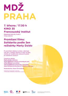 Promítaní filmu: Solidarita podle žen režisérky Marty Dzido 7. března