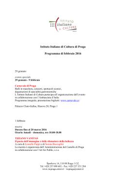 klikněte zde - Italský kulturní institut v Praze