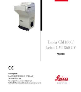 Leica CM1860 UV - Cloudfront.net