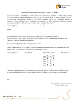 ke stažení - ekonomickesluzby.cz, sro