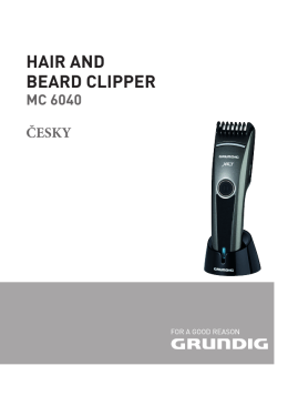 hair and beard clipper - produktinfo.conrad.com
