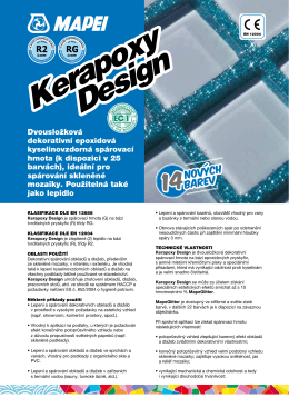 Kerapoxy Design Kerapoxy Design