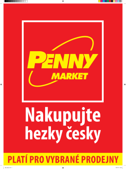 AKCE - penny cz