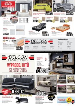 13.990 Kč - Delcon