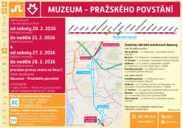 muzeum - pražského povstání