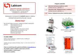 Demo tour - Labicom