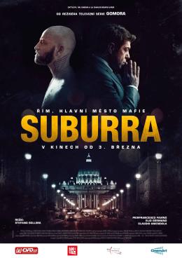 Plakát A1 Suburra