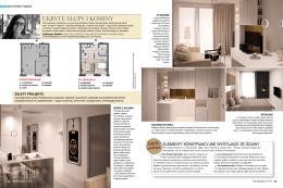M jak mieszkanie 02/2016 - HOME & STYLE Katarzyna Rohde