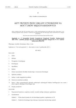 Regulamin nr 13 Europejskiej Komisji Gospodarczej