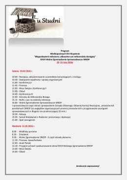 Program-Dni-Skupienia-SRKDP-20-21-luty-2016r