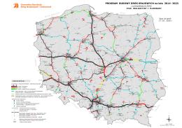 ArcView Print Job - Generalna Dyrekcja Dróg Krajowych i Autostrad