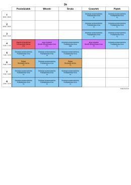klasa 2e