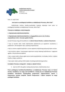 Mira Prpić - Knjižničarsko društvo Sisačko