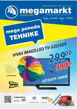 vivax imago led tv-32s55dt