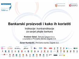 Bankarski proizvodi i kako ih koristiti_Zoran Kureljušić, PBZ