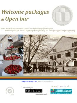 Open bar - Arsenal Zadar