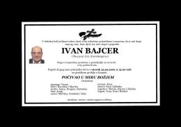IVAN BAJCER
