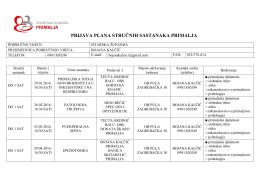 Plan stručnih edukacija za Istarsku županiju