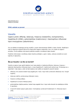 Vaxelis, Common name - European Medicines Agency