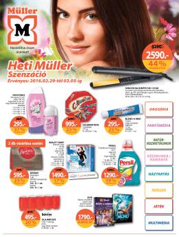 20% - Müller