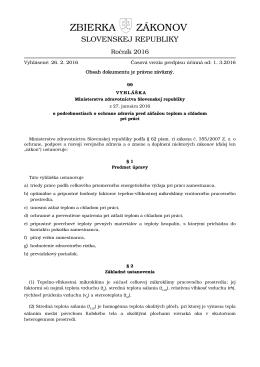 99/2016 - Elektronická zbierka zákonov