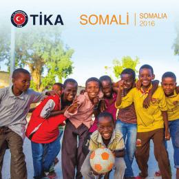 Somali - TİKA